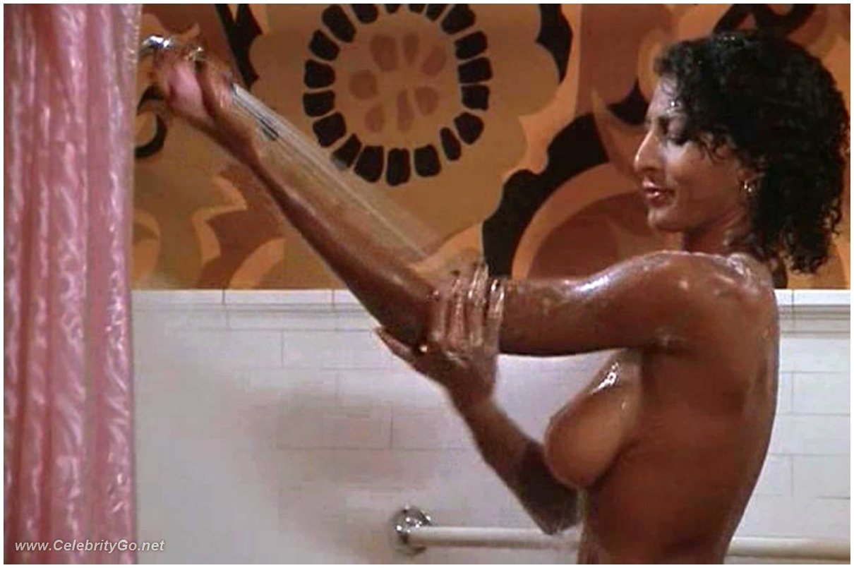 With Free pam grier nude