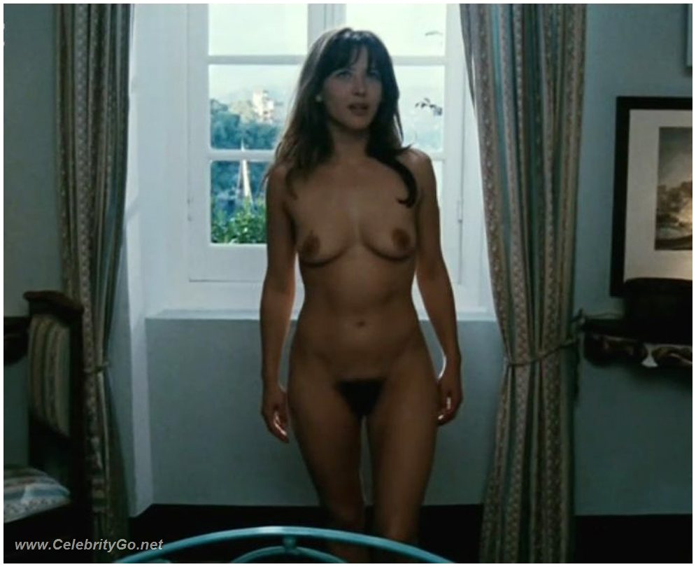 Young Sophie Marceau Naked