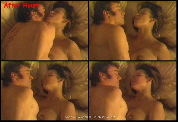 Phrase and Sophie marceau wet phrase all