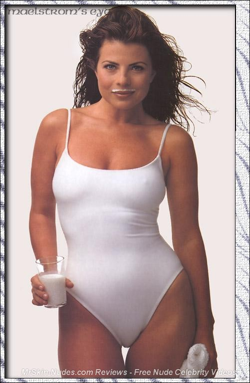 Sorry, not Yasmine bleeth nude naked think, that