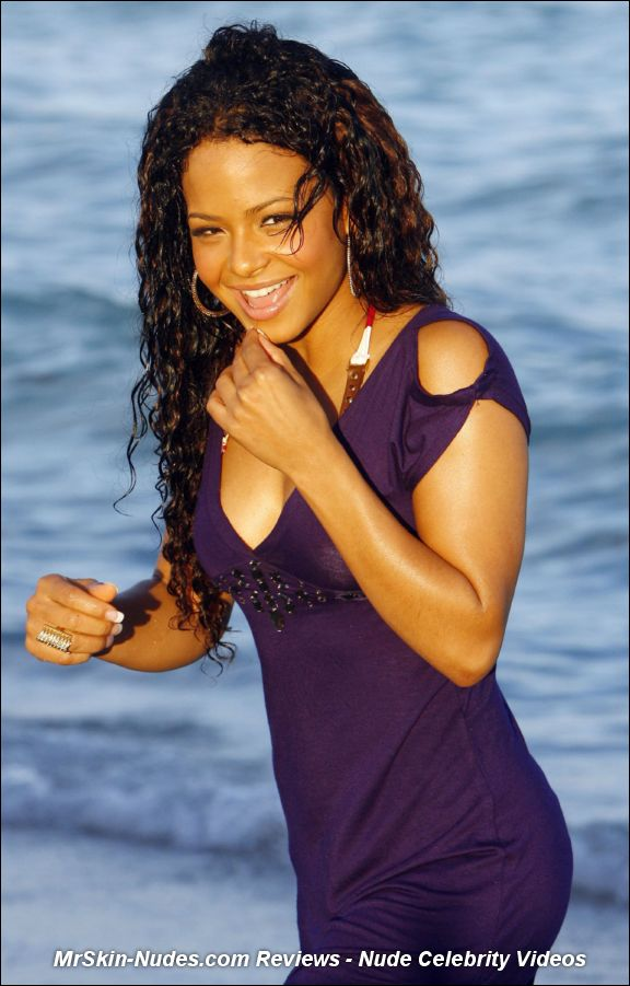 Christina milian in bed 2