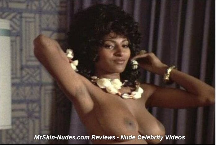 Consider, Free pam grier nude that can