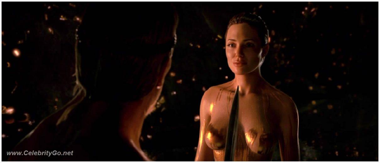 Angelina Jolie Nude Images