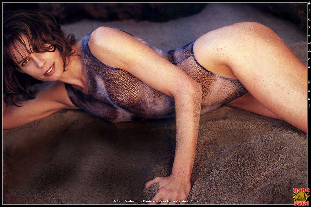 Opinion you actress alexandra paul nude consider, that