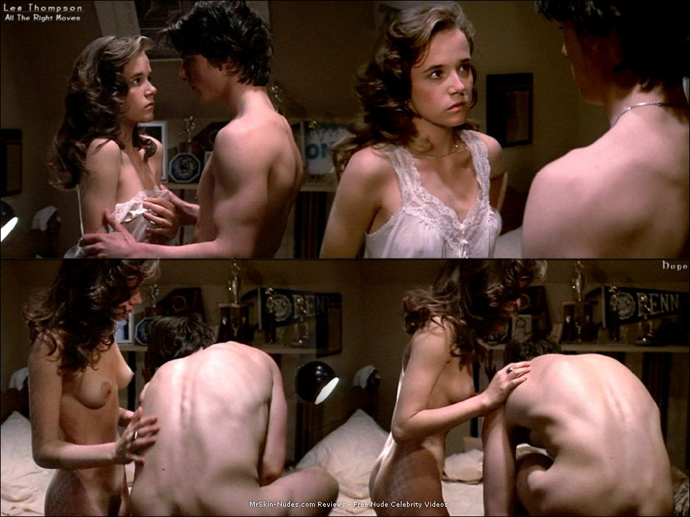 Final, Nude sex in movie are