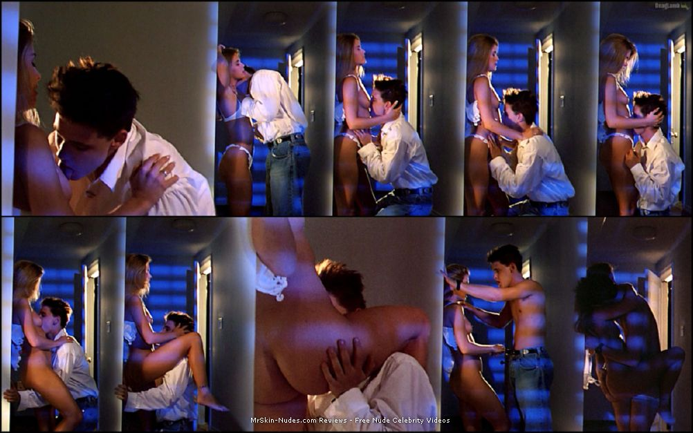 Actress Nicole Eggert topless and sexy movie scenes | Mr ...