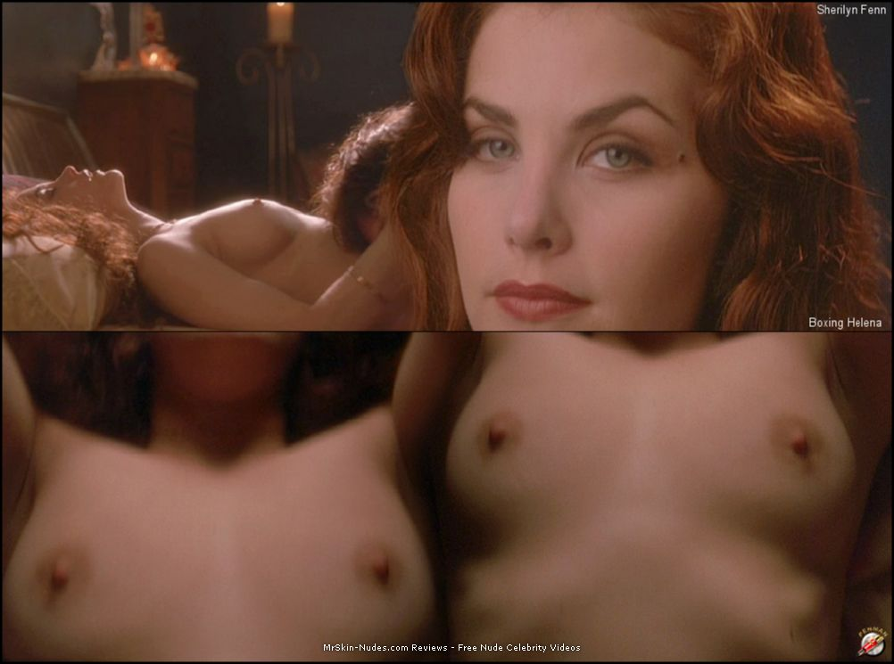 Celebrity actress Sherilyn Fenn nude and sex movie scenes ...
